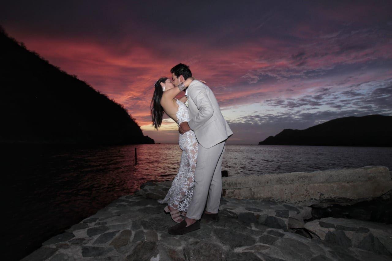 matrimonio cabanas santa marta